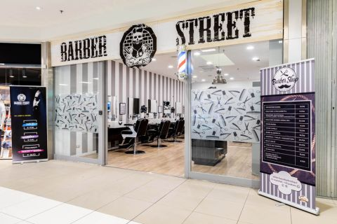 Barber Street - Centro Commerciale Opera