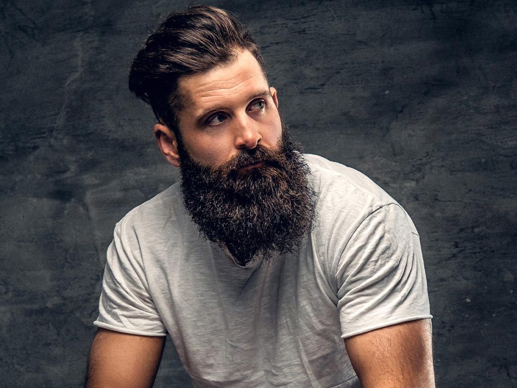 5 stili di barba senza tempo