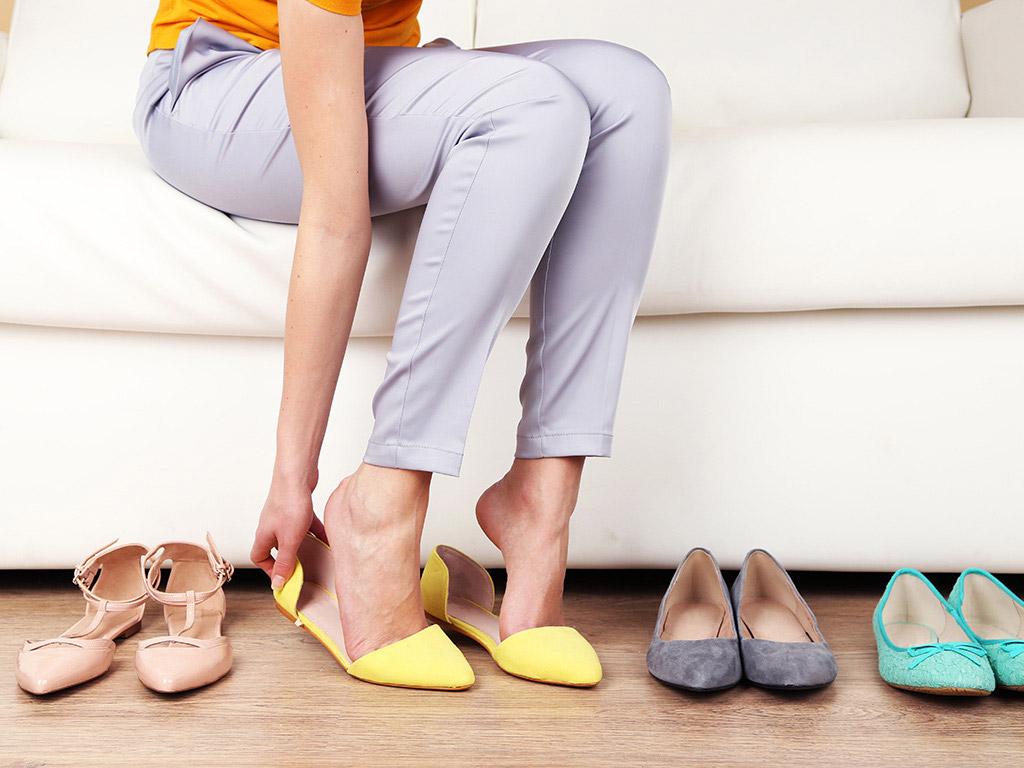Negozi di scarpe a Opera